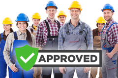 find local approved Swansea trades